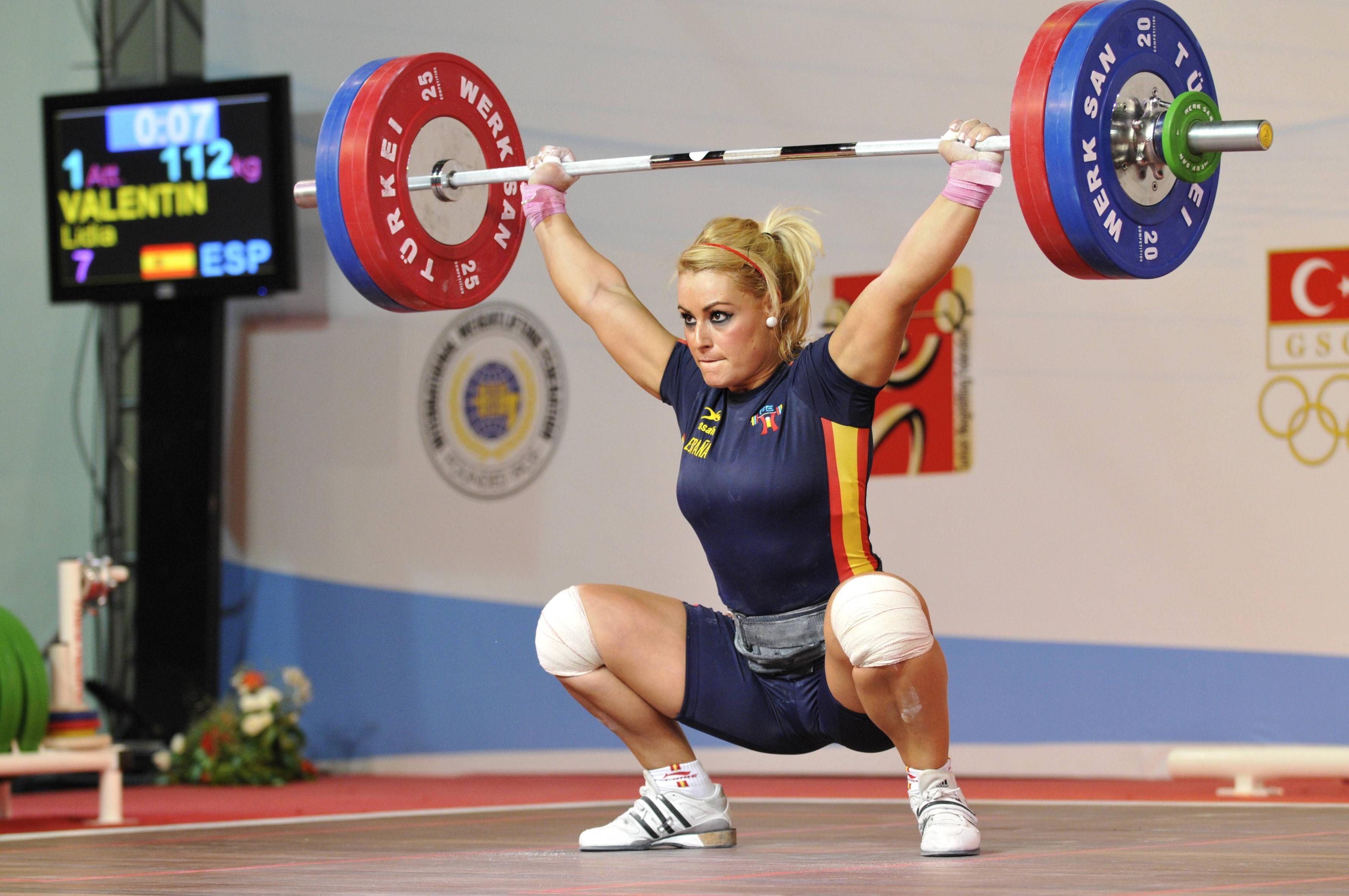 What Are The Virtues Of Weightlifting For All Types Of Athlete